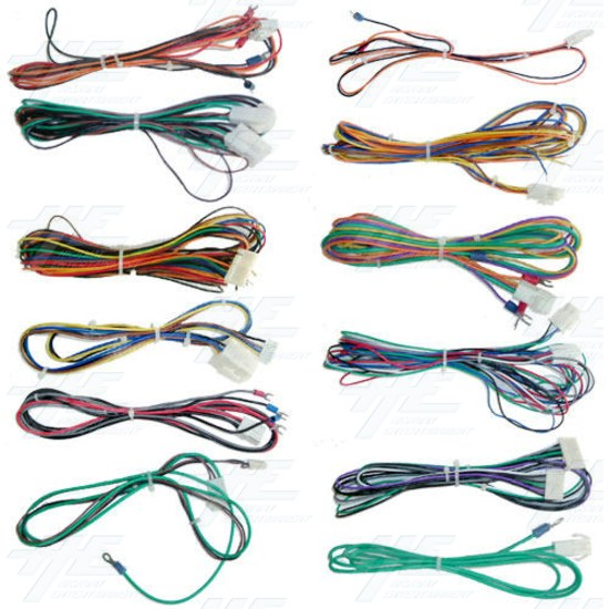 Crisis Zone Complete Wiring Harness - Complete Wiring Harness