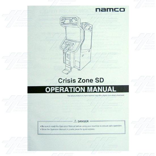 Crisis Zone Manual - Manual
