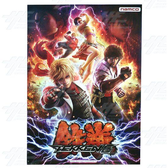 Tekken 6 Poster -