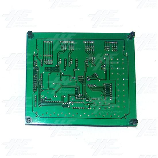 Sega Model 1 Amplifier Board (838-10018) - Bottom View