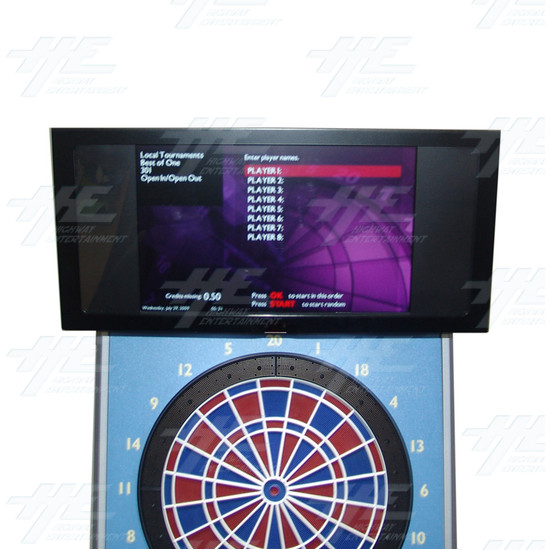 Radikal Darts - screenshot