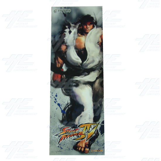 Street Fighter 4 Poster - Set of 10 - Ryu