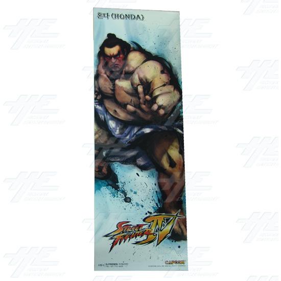 Street Fighter 4 Poster - Set of 10 - Honda