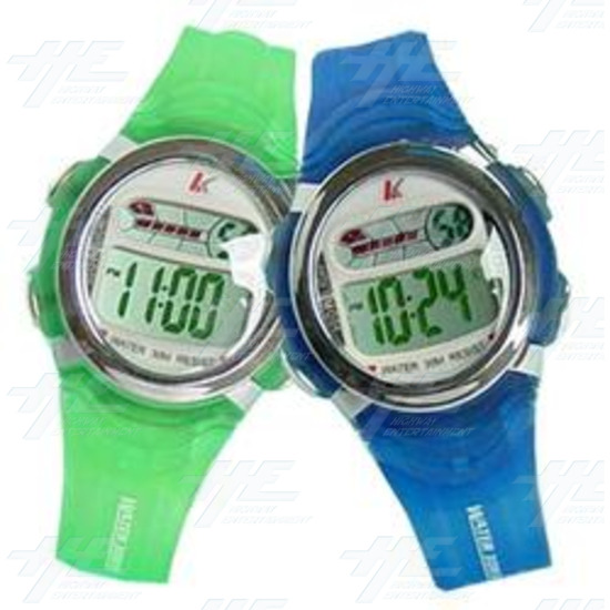 Men's Sports Watches - Assorted (46pcs) - Backlight Sports Watches