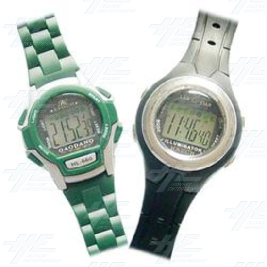 Men's Sports Watches - Assorted (46pcs) - Nighlight Watches