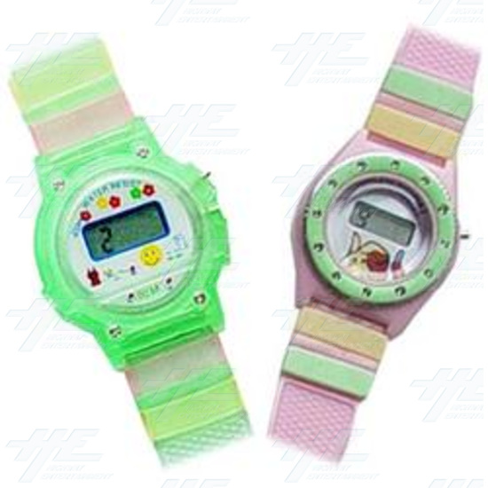 Kid's Cartoon Watches - Assorted (51pcs) - Kids Cartoon Watches