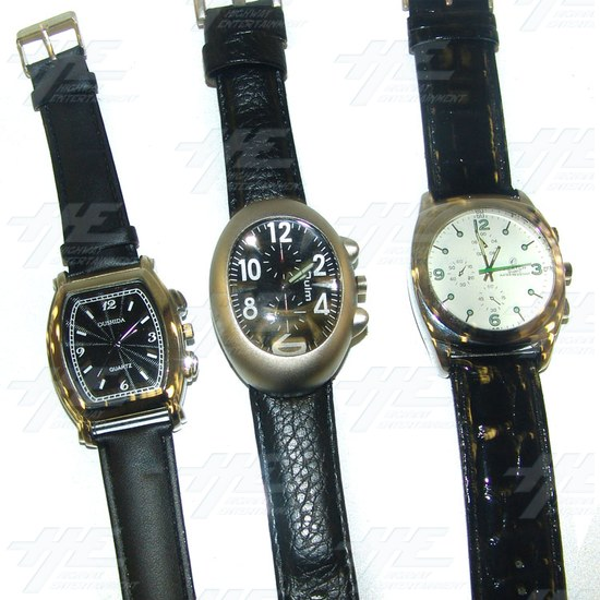 Men's Fashion Watches (9pcs) - Mens Watches