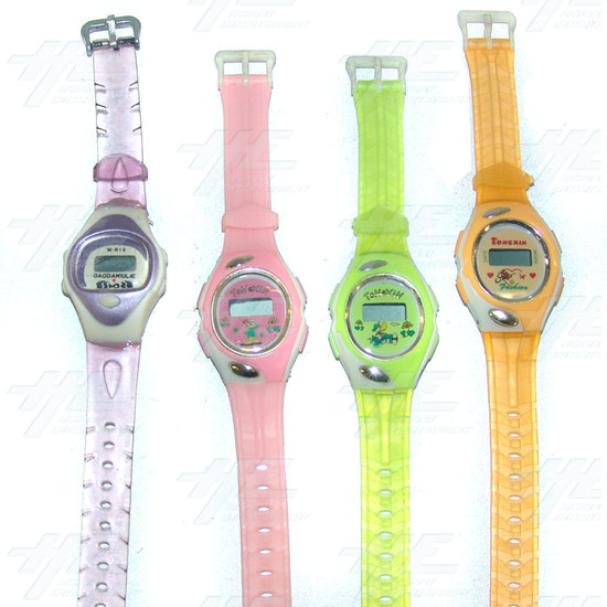 Kid's Digital Watches (84pcs) - Assorted Watches