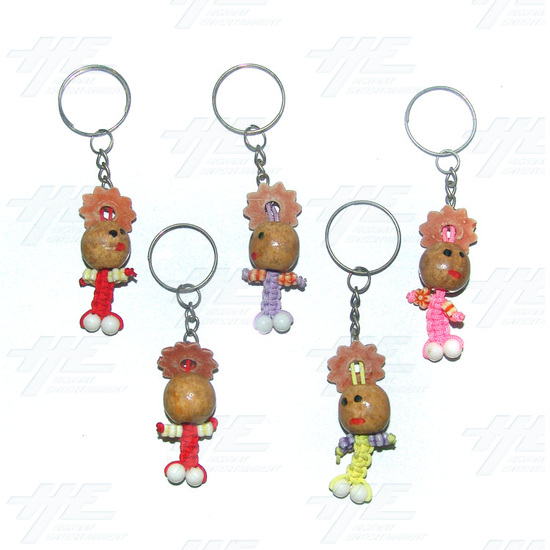 Keyrings - Small Size - Lot 1 (161pcs) - Sample 3
