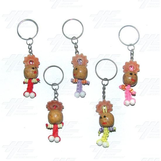 Keyrings - Small Size - Lot 1 (161pcs) - Sample 3