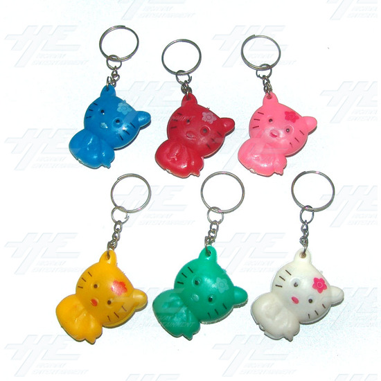 Keyrings - Small Size - Lot 2 (159pcs) - Sample 2