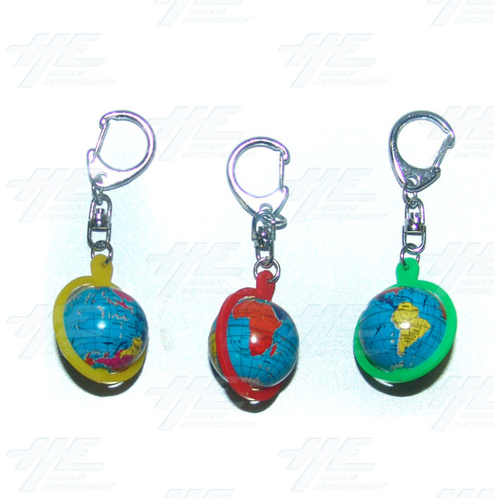 Keyrings - Small Size - Lot 2 (159pcs) - Sample 7