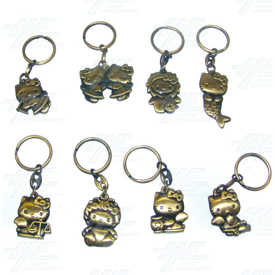 Keyrings - Medium Size (132pcs) - Sample 1