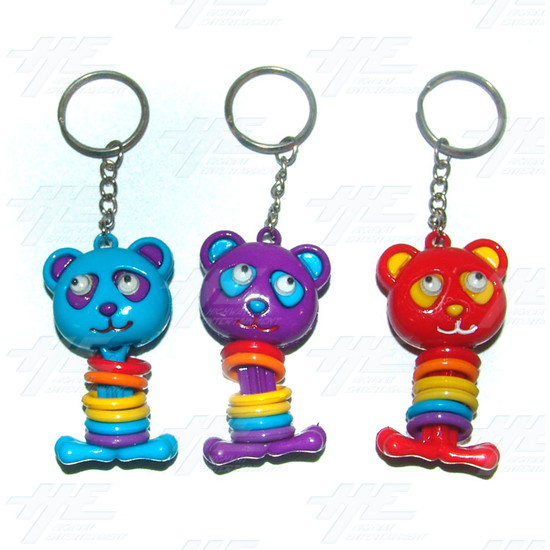 Keyrings - Medium Size (132pcs) - Sample 2