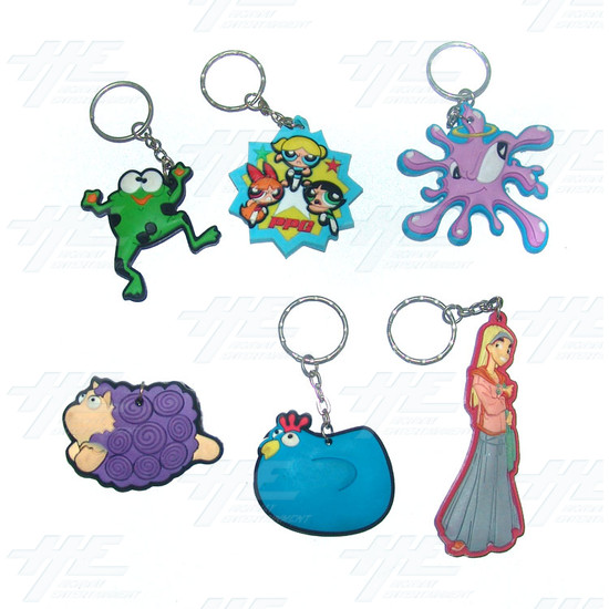 Keyrings - Medium Size (132pcs) - Sample 3