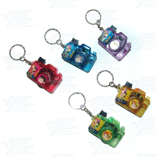 Keyrings - Medium Size (132pcs) - Sample 6