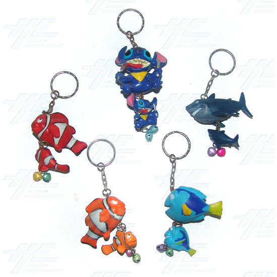 Keyrings - Medium Size (132pcs) - Sample 9