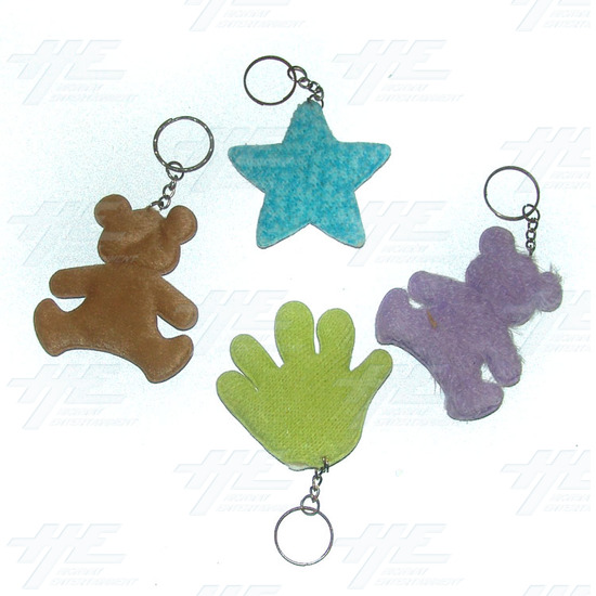 Keyrings - Large Size - Lot 1 (70pcs) - Sample 2