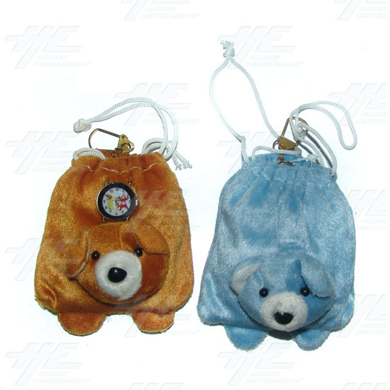Plush Coin Bags (10pcs) - Sample 1