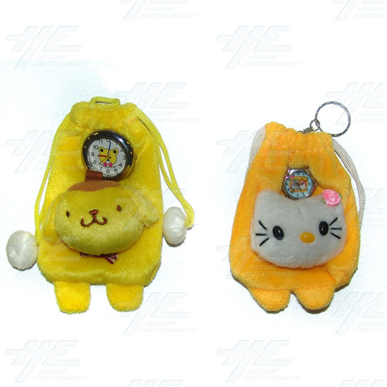 Plush Coin Bags (10pcs) - Sample 2