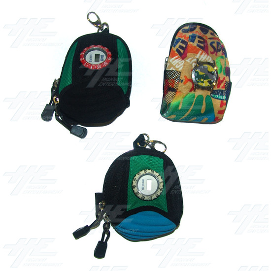 Fabric Coin Bags - Large (12pcs) - Sample 1