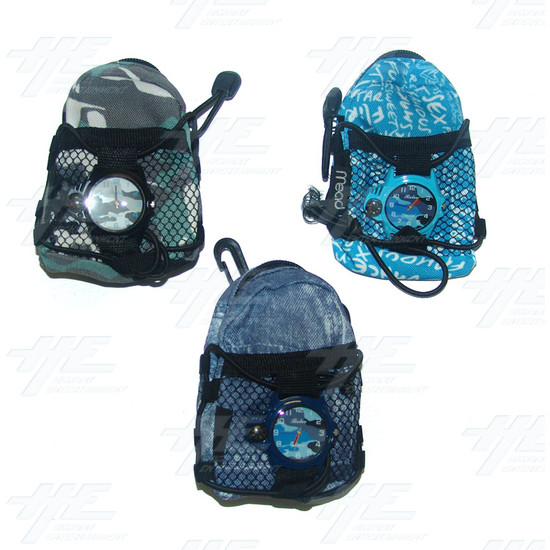 Fabric Coin Bags - Large (12pcs) - Sample 2
