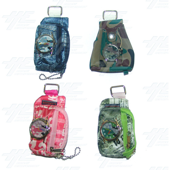 Fabric Coin Bags - Small (9pcs) - Sample