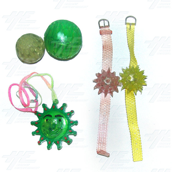 Assorted Jelly Toys (23pcs) - Sample