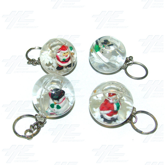 Keyrings - Medium Size - Assorted (62pcs) - Sample 2