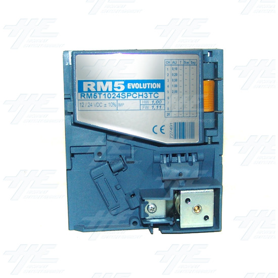 RM5 Evolution - RM5T1024SPCH3TC - Electronic Dual Price Totaliser With Timer Function - AU - Side View 1
