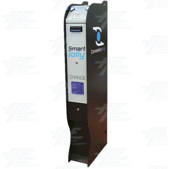 Change Machine With NV10 Bill Validator and RM5 HD Coin Validator - Machine