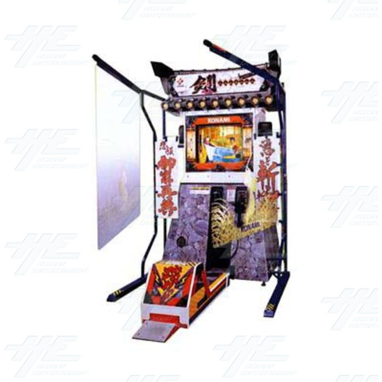 Tsurugi Arcade Machine (not working) - Machine