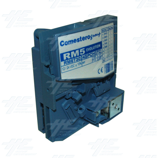 RM5 Evolution - RM5T3024SPCH3TC - Electronic Progressive Timer - AU - Full View