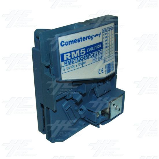 RM5 Evolution - RM5T3024SPCH3TC - Electronic Progressive Timer - AU - Full View
