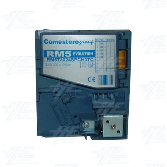 RM5 Evolution - RM5T3024SPCH3TC - Electronic Progressive Timer - AU - Front View