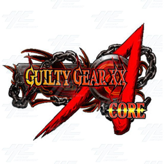 Guilty Gear XX Accent Core Arcade Kit with I/O Board - Screenshot