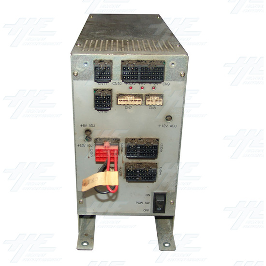 Sega Royal Ascot 2 DX - Main Satellite Power Supply - 400-5342 - Front View