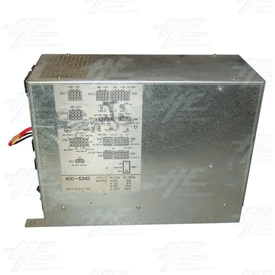 Sega Royal Ascot 2 DX - Main Satellite Power Supply - 400-5342 - Side View