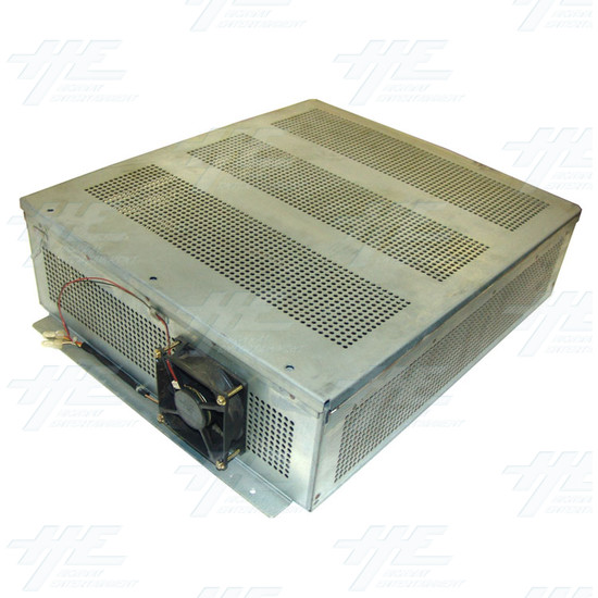 Sega Royal Ascot 2 DX - 839-0875 - Back Angle