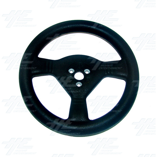 Arcade Steering Wheel - Front View