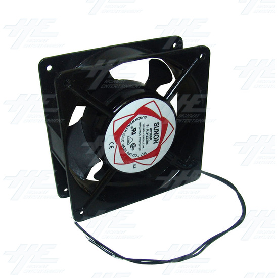 Sunon DP200A Cooling Fan For Arcade Machine - Full View