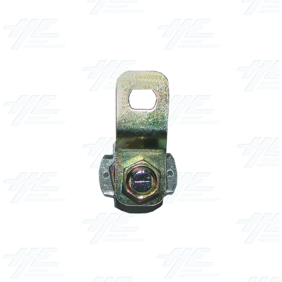 Arcade Machine Lock 19mm (Sega Replacement) Key S0228 - Back View