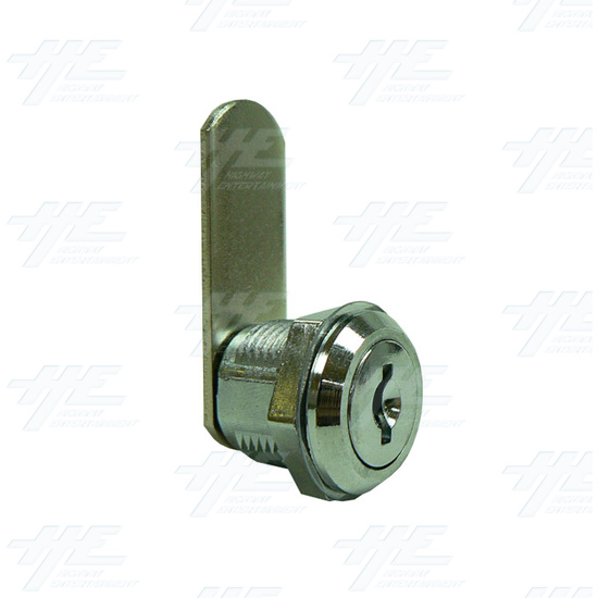 Arcade Machine Lock 16mm K001 - Full View