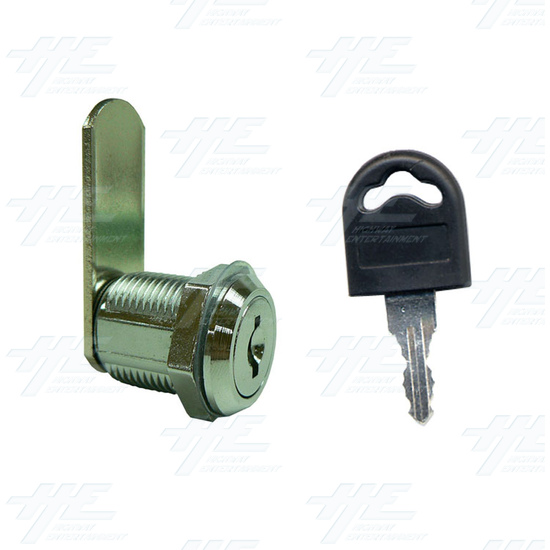 Arcade Machine Lock 20mm K002 - Lock and Key
