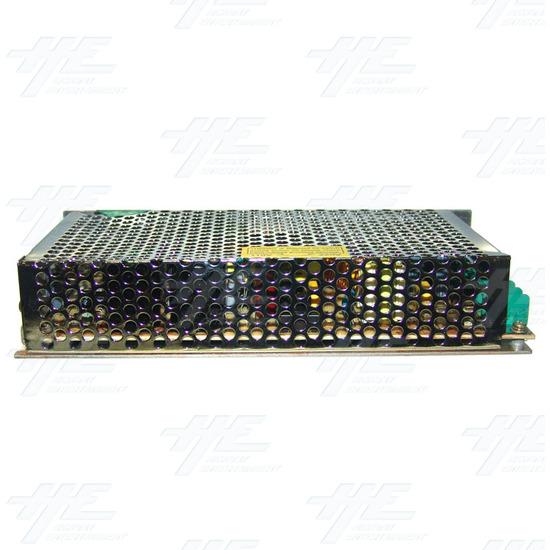 12 Volt Power Supply 9 AMP - Left View