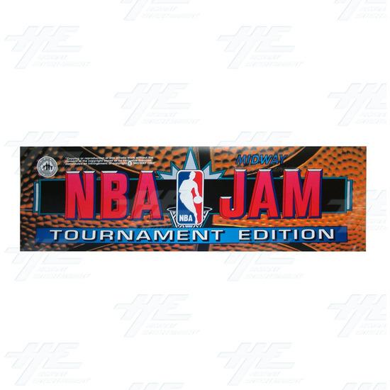NBA Jam Tournament Edition Header (New) - Header