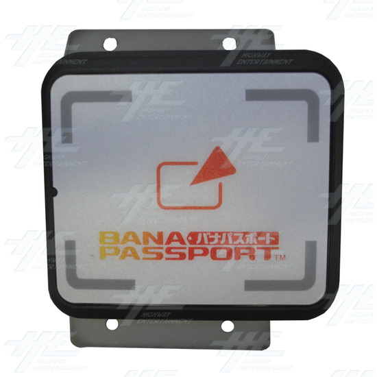 BANA Passport Reader - BANA Passport Reader Front View