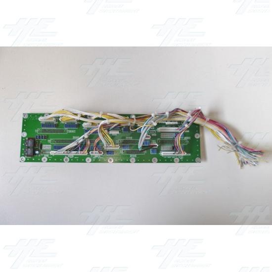 Sega Arcade Model 2A Filter Board - Filter Board Front