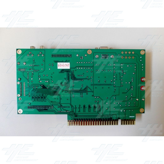 Sega Namco Taito I/O Board for Arcade Machine - I/O Board Back
