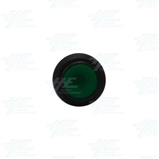 Service Button (Green) for Vewlix Arcade Machine - Front View